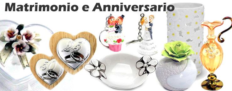 Matrimonio - Anniversario 25° - 50°