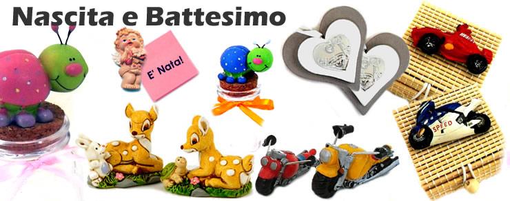 Bomboniere Nascita - Battesimo - Compleanno