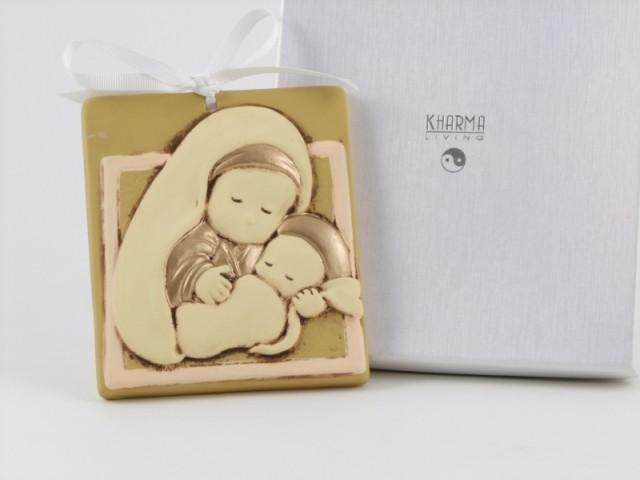 Quadretti maternità rosa