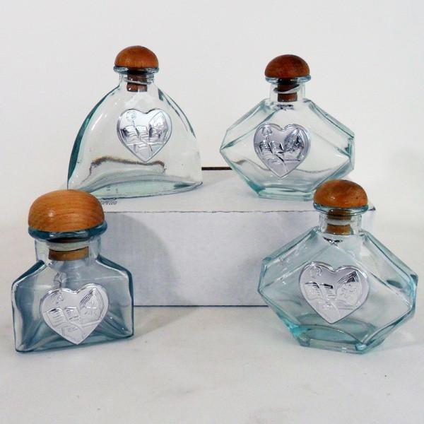 Barattoli in vetro per Cresima completi di scatola