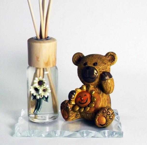 Profumatore con orso