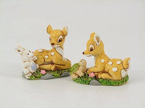 cerbiatti in resina modelli assortiti