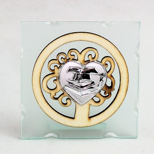 Icona in Vetro Albero della Vita per Laurea