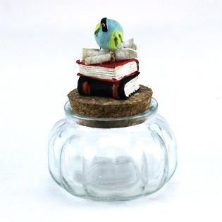 Barattolo in vetro per Laurea