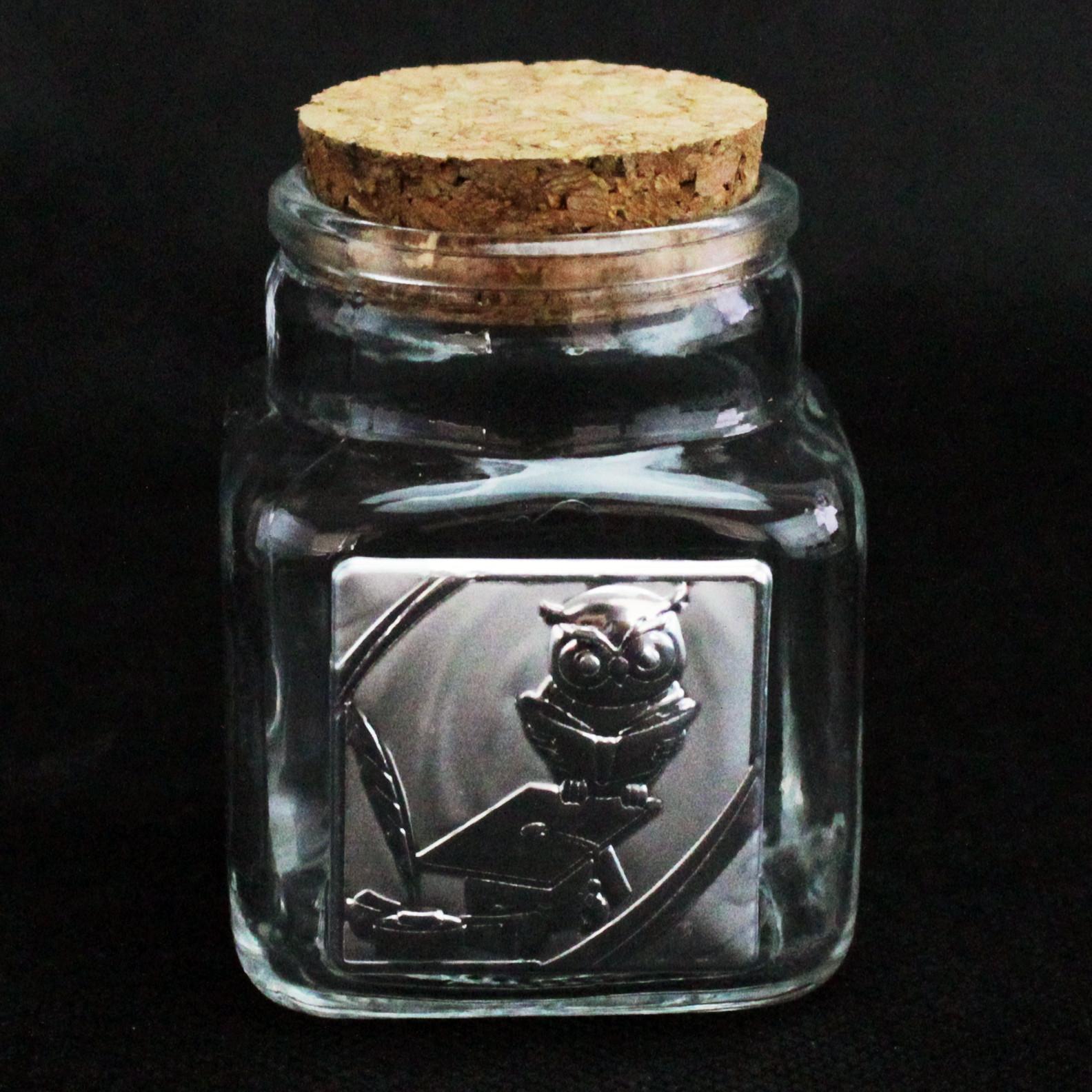 Barattolo in vetro Laurea