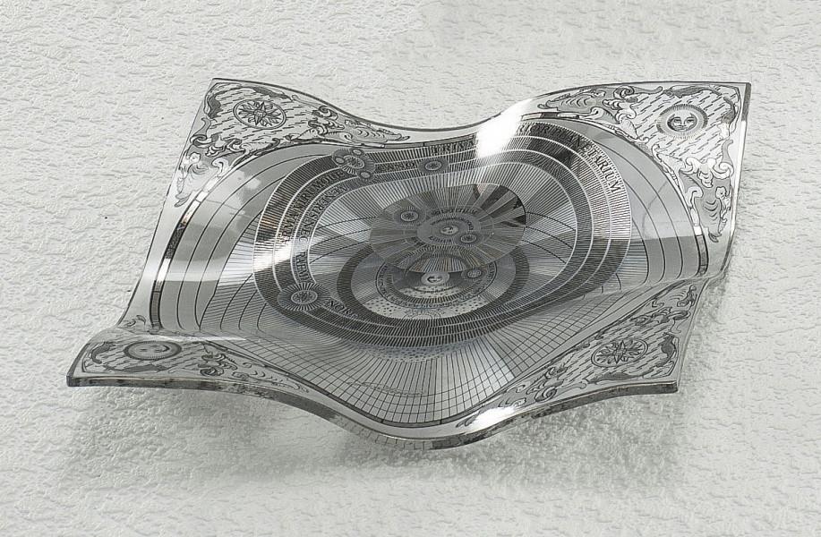 100% authentic 8ed05 37968 Piattino centritavola, Gattinoni completo di scatola