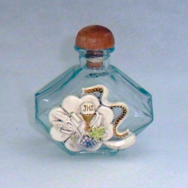 Bottiglia Barattolo in vetro per Battesimo