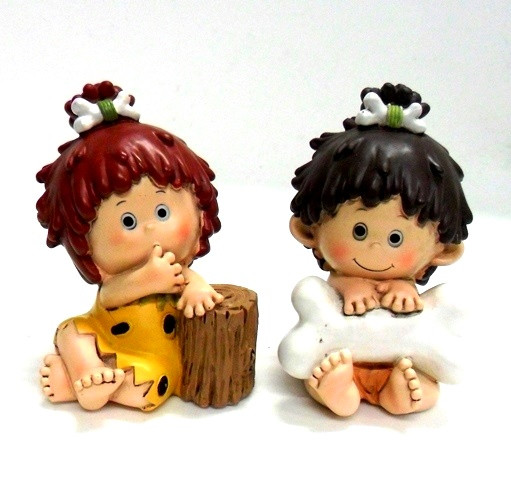 Salvadanai in ceramica  bimba