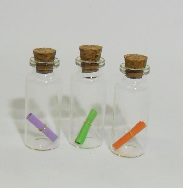 Barattolo in vetro porta confetti CM 6X2,5