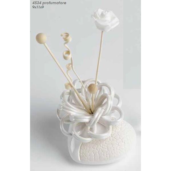 Profumatore fiori in ceramica