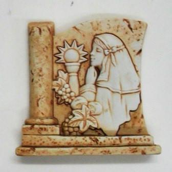 Icona bimba comunione