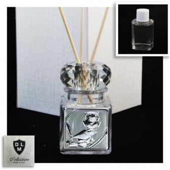 Diffusore Profumatore con Anello in cristallo per Laurea Barattolo Bottiglia Profumo