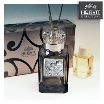 Diffusore Profumatore Hervit con Anello in cristallo Calice Prima Comunione Bottiglia Profumo